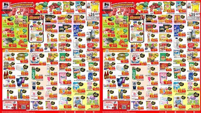 PROMO JSM SUPERINDO 23 - 25 Juli 2021, Harga Spesial Daging Semur Buah Segar hingga Pewangi