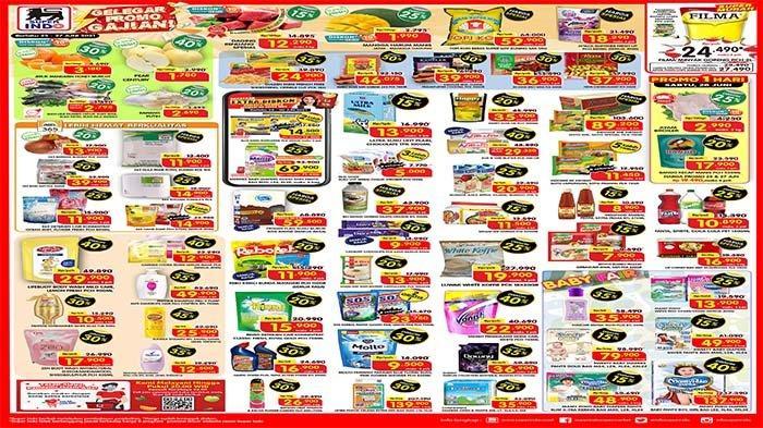 KATALOG PROMO JSM SUPERINDO 25 - 27 Juni 2021, Harga Spesial Gula Pasir Snack hingga Deterjen