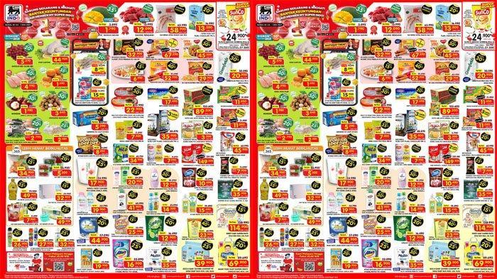 PROMO JSM SUPERINDO 30 Juli - 1 Juli 2021, Mangga Harum Manis Susu UHT & Minyak Goreng Super Hemat
