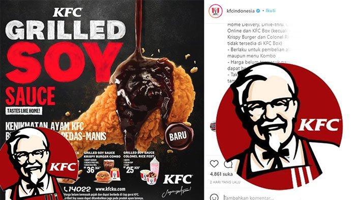 PROMO KFC Hari Ini 20 Februari 2021, Nikmati Menu KFC Ini di Gerai KFC Terdekat | Ada Harga Diskon