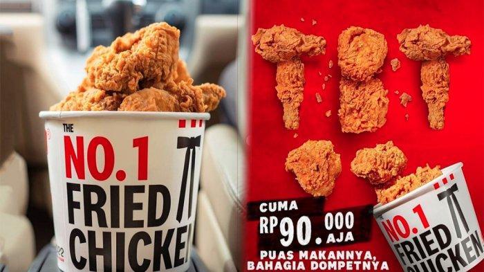 PROMO KFC Hanya Hari Ini 22 April 2021, Buka Puasa Bareng TBT 10 Ayam KFC Rp 90 Ribu di KFC Terdekat