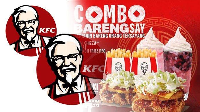 PROMO KFC Hari Ini 12 Februari 2021 di KFC Terdekat Cuma Rp 70 Ribuan, Ada Makanan Khas Imlek 2021 ?