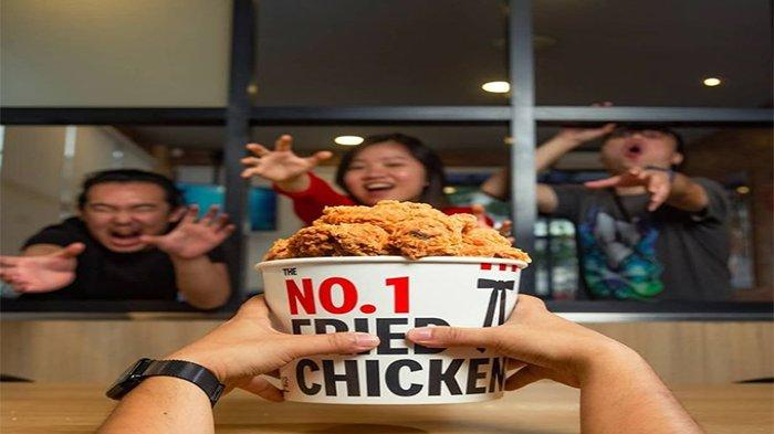 MENU KFC Terbaru, Promo KFC Hari Ini 19 Februari 2021 Menu The Perfect Match