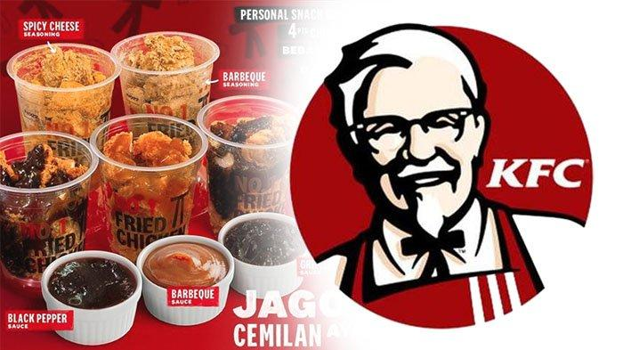 PROMO KFC Hari Ini, 4 Potong Ayam KFC Cuma Rp 29 Ribuan | Nikmati Menu KFC di Gerai KFC Terdekat