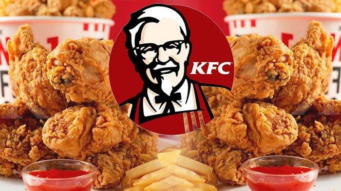 PROMO KFC Maret 2021 Terbaru, Nikmati Harga Diskon Menu Rahasia KFC di Paket KFC Whole Bucket