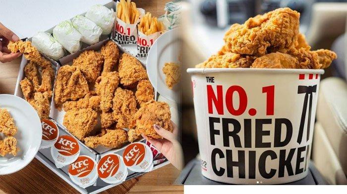 PROMO KFC Terbaru 16 Juli 2021, Menu Terbaru French Fries Super Enak Loaded Fries Mulai Rp 39 Ribuan