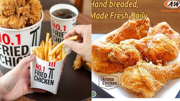 PROMO MAKANAN 16 Juli 2021, Ada Menu McDonalds KFC Breadtalk Dunkin Donuts Texas Chicken Chatime A&W
