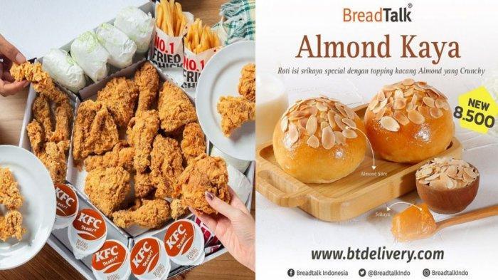 PROMO MAKANAN Hari Ini 11 Mei 2021, Nikmati Menu Lezat KFC JCO Pizza Hut Dunkin Donuts & BreadTalk