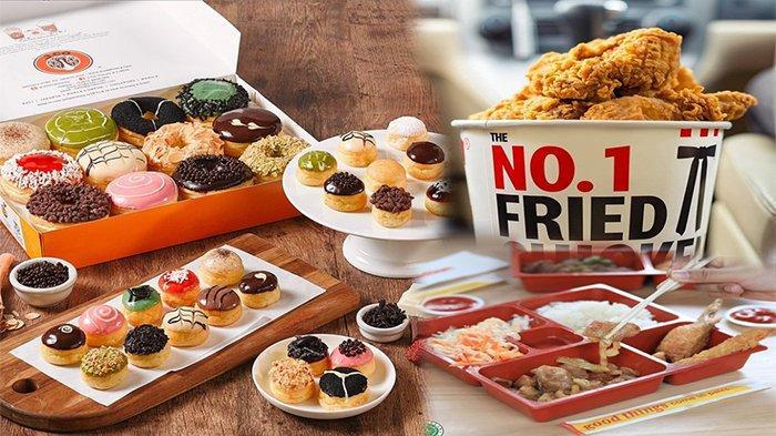PROMO Makanan Hari Ini 22 April 2021, Promo HokBen McD Jco KFC Pizza Hut & Burger King
