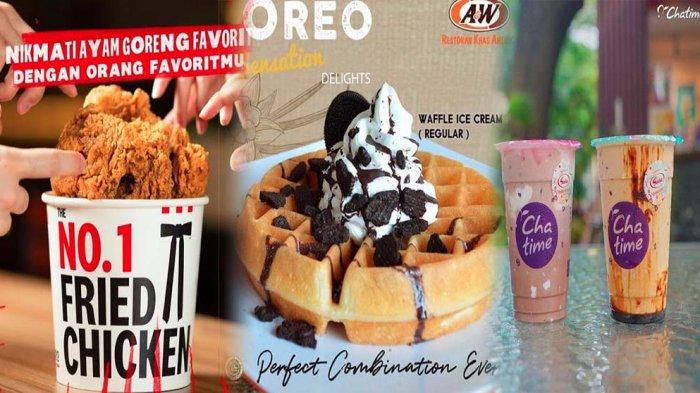 PROMO MAKANAN Hari Ini 29 Juni 2021, Ada McD KFC Dunkin Donuts BreadTalk Texas Chicken Chatime A&W