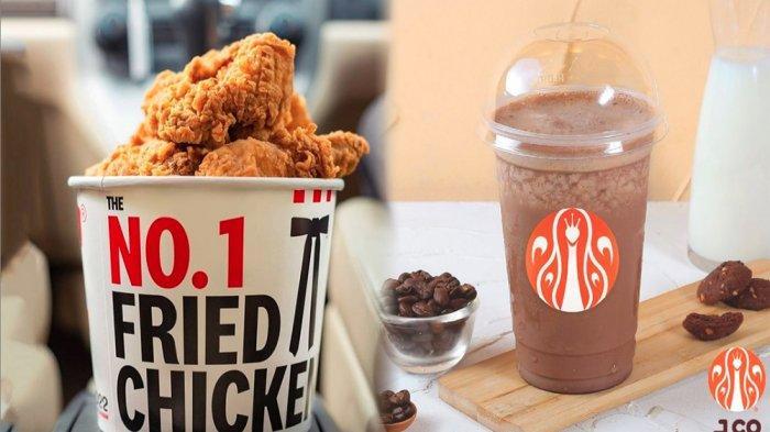 PROMO MAKANAN Hari Ini 9 Juni 2021, Nikmati Menu KFC JCO Pizza Hut Dunkin Donuts hingga BreadTalk