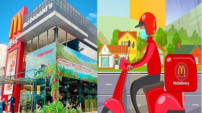 PROMO McD Bulan Oktober 2021, Promo Murah Buanget Nikmati 1 Pcs Ayam 5 Ribu dan Big Mac Hanya Rp 1