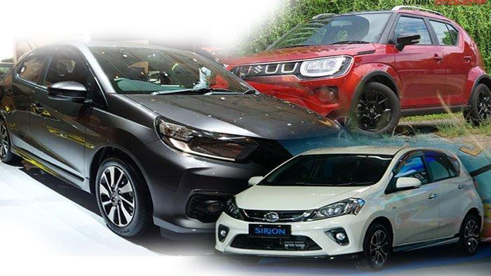 PROMO Mobil Baru, City Car Honda Brio Hingga Suzuki Igniz Terbaru | Potongan Harga Hingga Rp 20 Juta