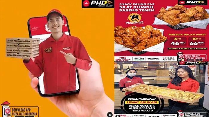 PROMO PHD Hari Ini 24 Juni 2021, Pizza Hut Delivery dengan Menu Baru 4 Pilihan Rasa Bikin Ketagihan