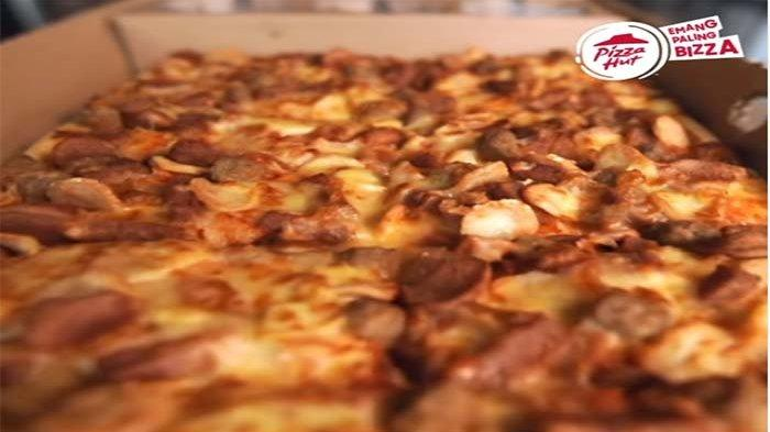 PROMO Pizza Hut Hari Ini 14 September 2021 Terbaru, Bebas Pilih Pizza + Snack Hanya 35 Ribu
