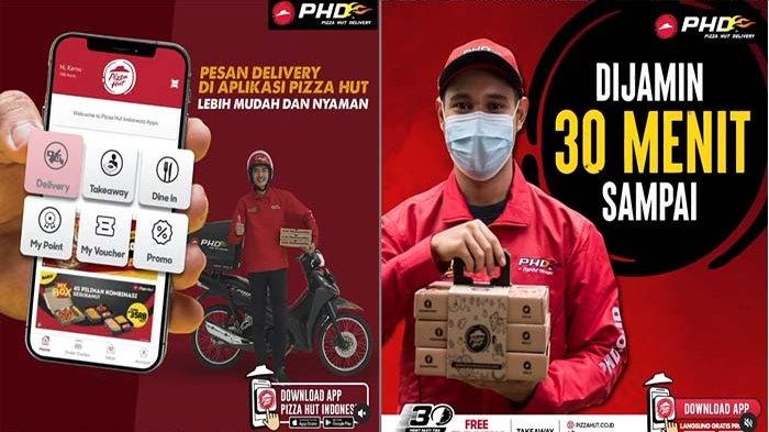 PROMO Pizza Hut Hari Ini 16 September 2021, Promo Suka - suka Mix Pasta Nasi dan Snack