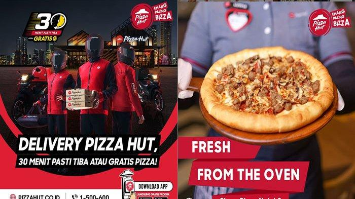 PROMO Pizza Hut Hari Ini 21 September 2021, Promo Hemat Isi Tiga Sesuai Selera Nikmatin Hematnya