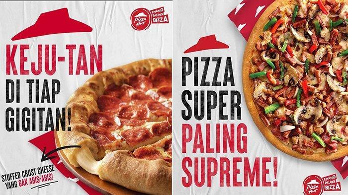 PROMO Pizza Hut Hari Ini 3 September 2021, Nikmati Pepperoni Pizza dengan Stuffed Crust Cheese