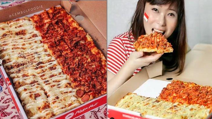 PROMO Pizza Hut Hari Ini 30 Agustus 2021, Promo Sisa 2 Hari Lagi Buruan Nikmati Pizza Merah Putih