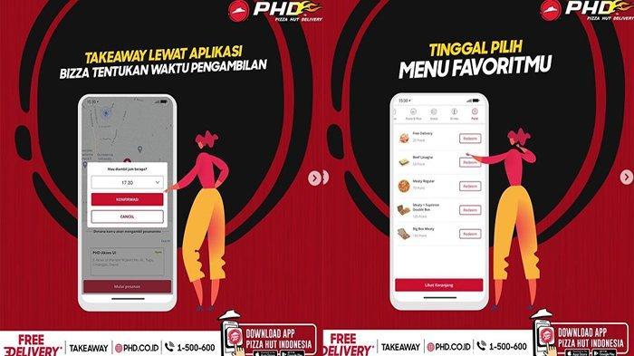 PROMO Pizza Hut Hari Ini 30 Juni 2021, Berlaku Sampai Hari Ini Promo Beli 1 Gratis 1