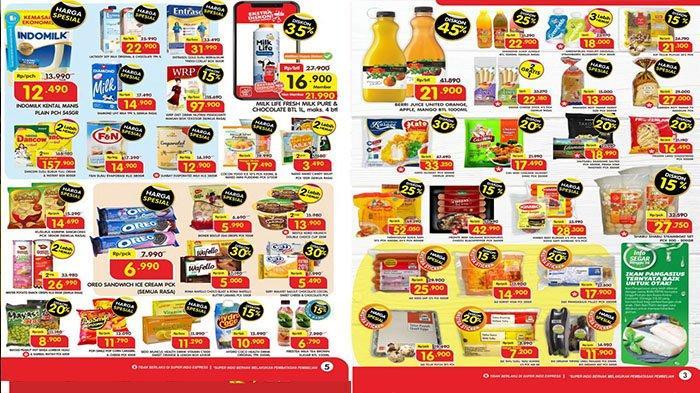 KATALOG PROMO SUPERINDO Menggiurkan Hari Ini, Berbagai Promo Menarik Minyak Goreng hingga Kurma