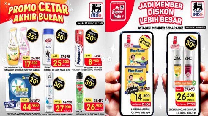 Promo Superindo Akhir Bulan 28 Juni - 1 Juli 2021.