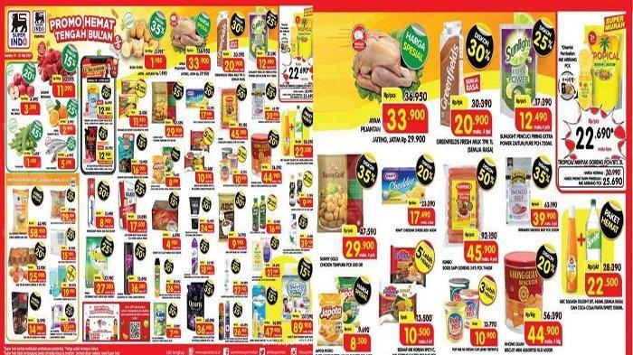 Promo Superindo Minggu Ini Minyak Super Murah Minuman Paket Hemat, Belanja di Superindo Terdekat