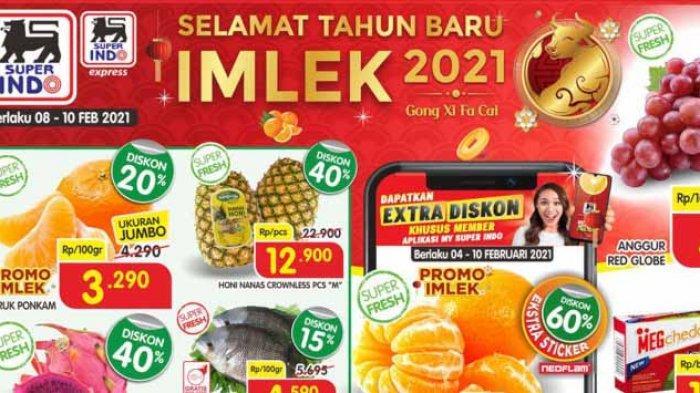 PROMO Minyak Goreng Superindo Hari Ini 9-10 Feb 2021, Extra Diskon &  Lebih Hemat Beras Deterjen