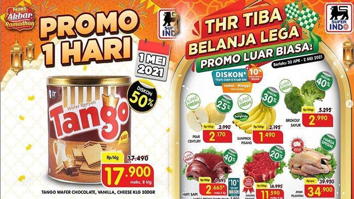 Promo Superindo Weekend Terbaru, Harga Super Hemat Minyak Goreng Biskuit Hingga Sirup