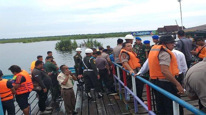 Kodam Tanjungpura Berduka, Dandim Kuala Kapuas Gugur Dalam Tugas di Sungai Sebangau