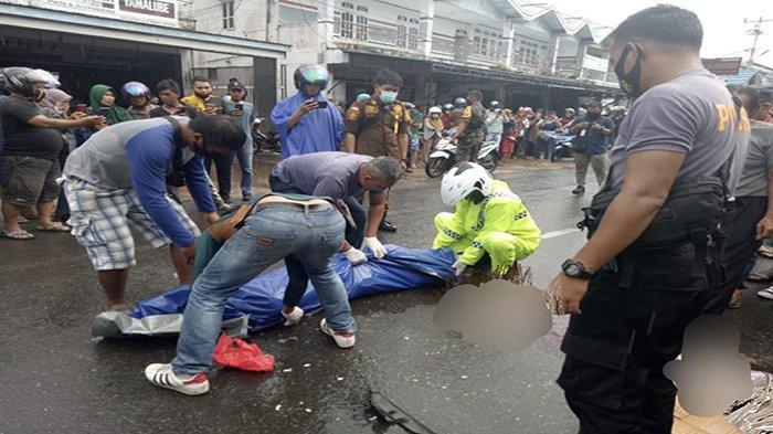 Kecelakaan Maut Kembali Terjadi di Jalan S Parman Ketapang, Renggut Satu Korban Jiwa