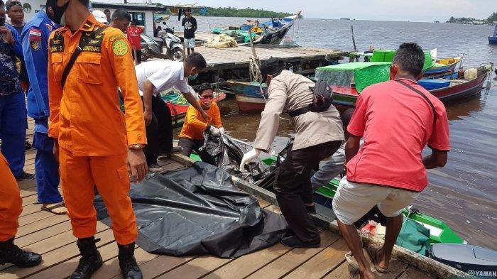 Mayat Nelayan Ditemukan di Pantai Kendawangan, Setelah Lebih Sepekan Dikabarkan Tenggelam