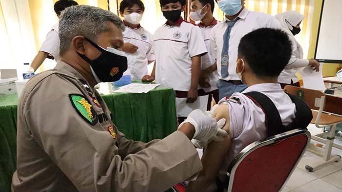 Jamiril Sebut 37.907 Orang di Mempawah Telah Terima Suntikan Vaksinasi Covid-19