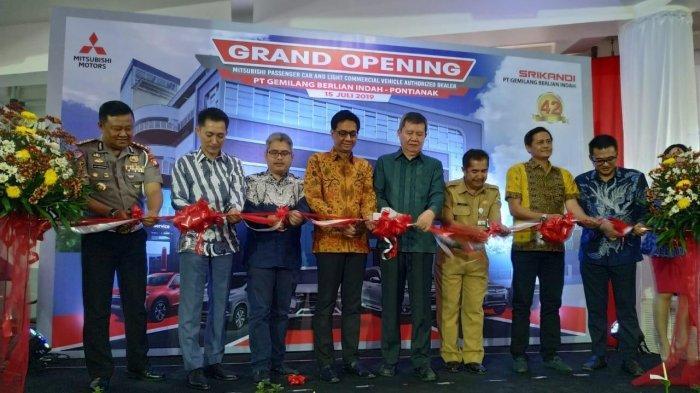 Mitsubishi Motors Perkuat Jaringan Penjualan di Wilayah Kalimantan, Resmikan Diler Baru di Pontianak