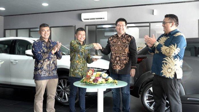 Mazda Resmikan Diler Terbaru di Pontianak