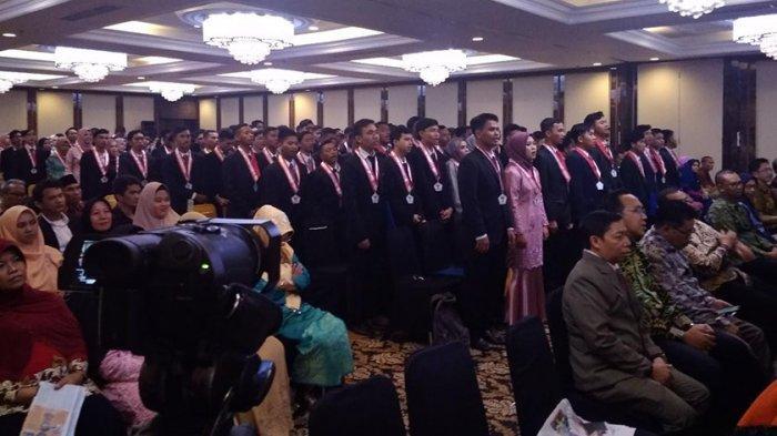 SMK-SMTI Pontianak Gelar Wisuda Angkatan ke-49