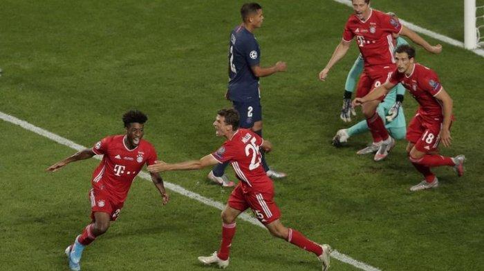 HASIL LENGKAP Perempat Final Liga Champions 2021 Leg 1 dan Jadwal Leg 2 Babak 8 Besar UCL 2021