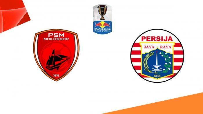 LINK STREAMING RCTI - Final Piala Indonesia Leg 2, Pelatih PSM Sesumbar Putus Haus Gelar 19 Tahun
