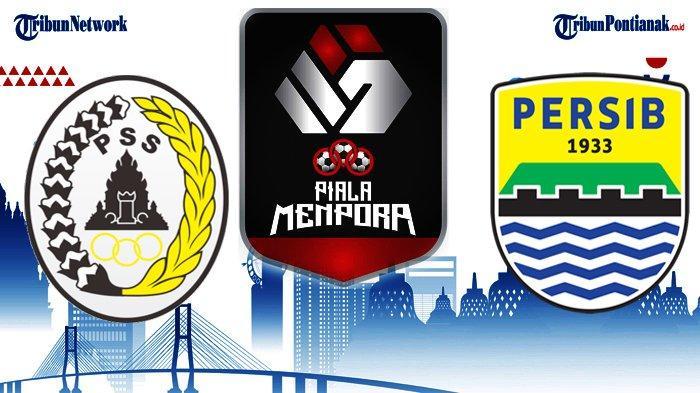 TOP SKOR Piala Menpora 2021 Jelang Streaming Persib Indosiar Live Streaming Persib Vs PSS Sleman