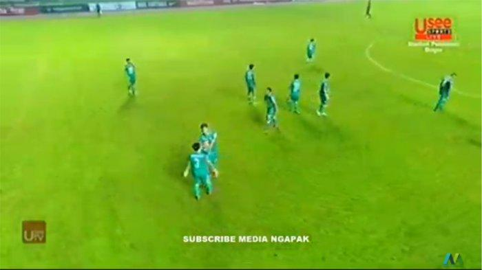 LIVE STREAMING Babak II Final Liga 2 PSS Sleman Vs Semen Padang, Babak Pertama 2-0