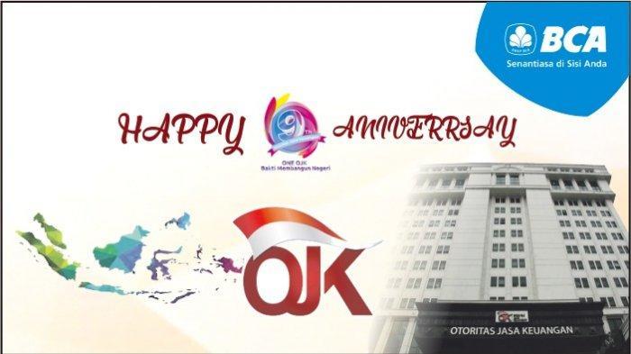 BCA Mengucapkan Selamat Ulang Tahun Ke-9 OJK