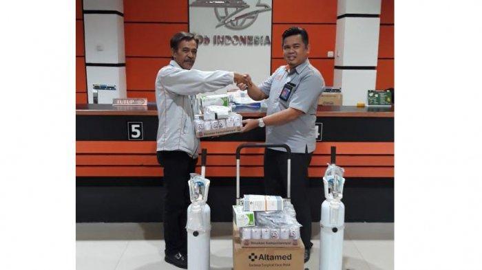 PT Pos Indonesia Pontianak Berikan Bantuan CSR Untuk Masyarakat, Ini Wujudnya