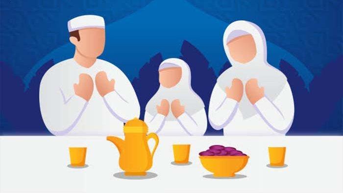 DOA Buka Puasa Tarwiyah dan Arafah untuk Doa Buka Puasa Idul Adha 2 Hari Lengkap Jadwal Buka Puasa