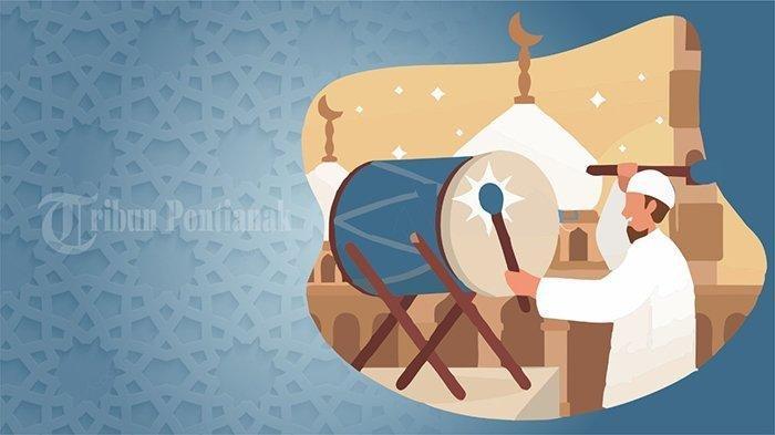 Bacaan Takbir Idul Fitri dan Penjelasan UAS Soal Kapan Waktu Takbiran Idul Fitri Dilaksanakan?