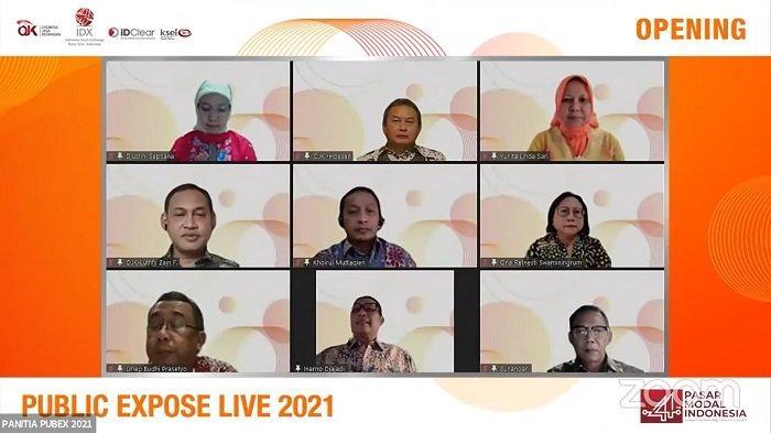 Public Expose LIVE 2021 Pandu Investor Tentukan Langkah Investasi