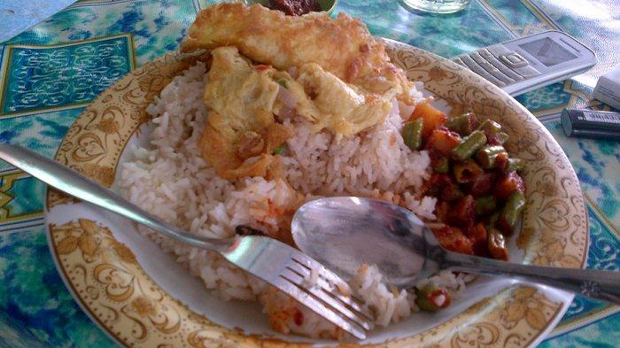Menu Makanan Pahe Di Pujasera Jadi Favorit Tribun Pontianak