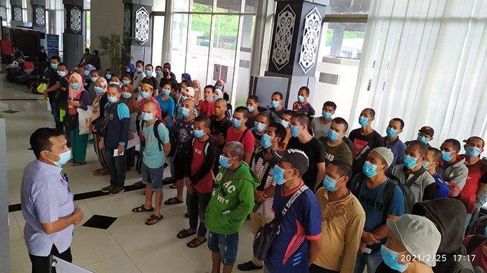 PMI di Deportasi Positif Corona, KJRI Kuching Akui Sudah Lakukan Kordinasi Dengan Imigrasi Serawak