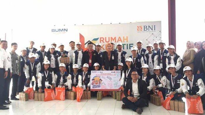 Siswa Mengenal Nusantara, 25 Pelajar Bali Kunjungi RKB BNI Pontianak