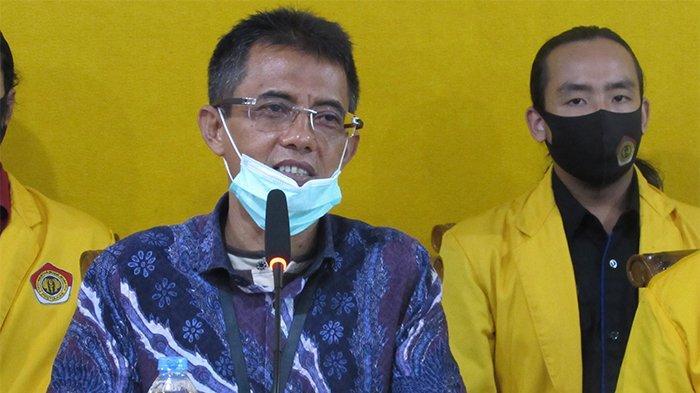 Penjelasan Rektor UPB Terkait Aspirasi Mahasiswa Tentang Pengesahan UU Omnibus Law Cipta Kerja