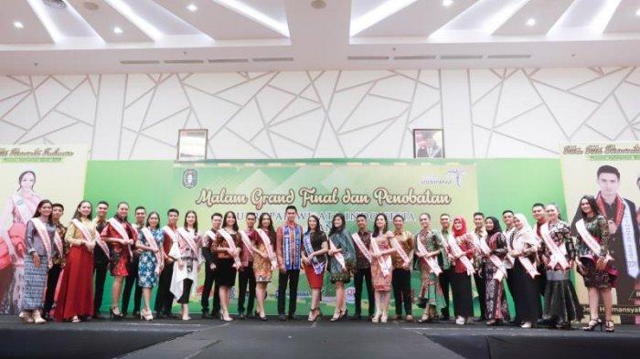 Dewan Juri: Penilaian Finalis Pemilihan Putri-Puteri Pariwisata Indonesia Kalbar Diperketat